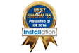 ISE 2016 Best of Show Installation